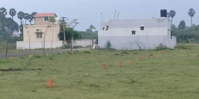 Gallery Cover Image of 605 Sq.ft Residential Plot for buy in Vandalur for 786500