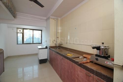 Kitchen Image of 3 Bhk In Orbit Terraces in Lower Parel