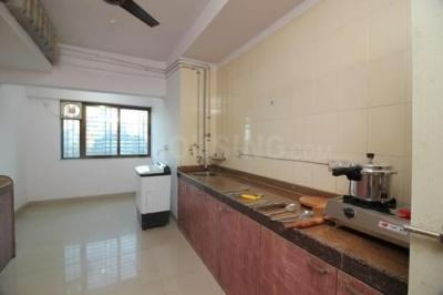 Kitchen Image of 3 Bhk In Orbit Terraces in Lower Parel