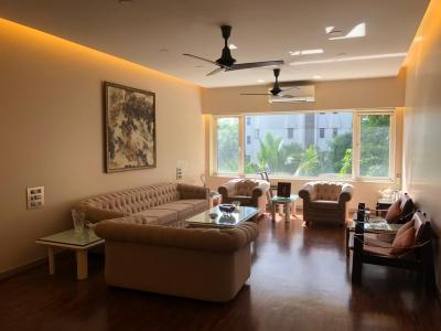 Gallery Cover Image of 2400 Sq.ft 3 BHK Apartment for rent in Prabhu Kutir, Tardeo for 350000