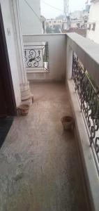 Balcony Image of Singh PG Homes in Sarita Vihar