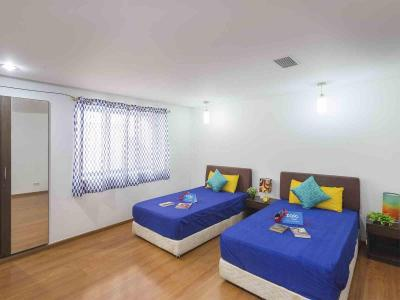Bedroom Image of Zolo Virgo Homes in Kovilambakkam
