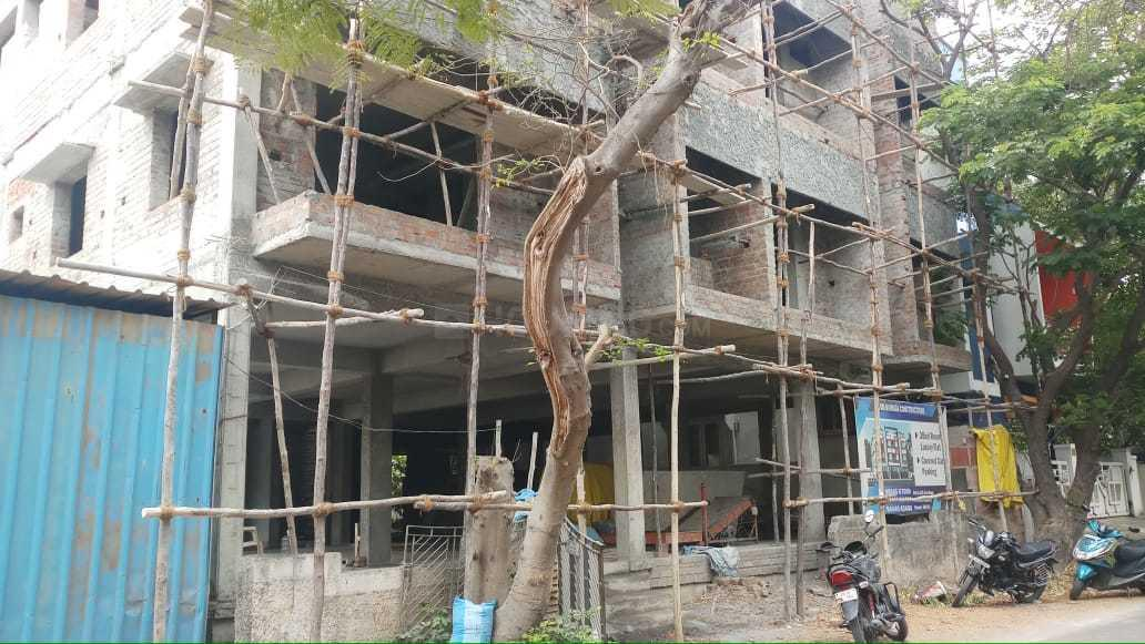Building Image of 1065 Sq.ft 3 BHK Apartment for buy in Velachery for 7455000