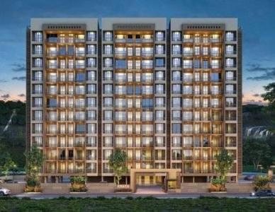 Gallery Cover Image of 430 Sq.ft 1 BHK Apartment for buy in Chichawali for 2191000