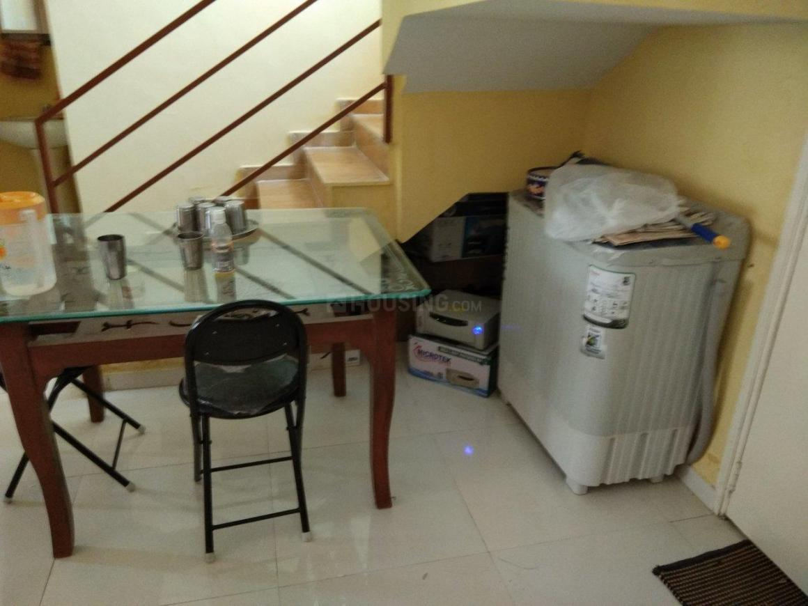 Dining Area Image of 1093 Sq.ft 3 BHK Independent House for buy in Jambhul for 5200000