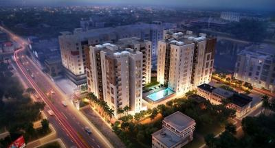 Gallery Cover Image of 1124 Sq.ft 3 BHK Apartment for buy in Belani Ayana, Madhyamgram for 4496000