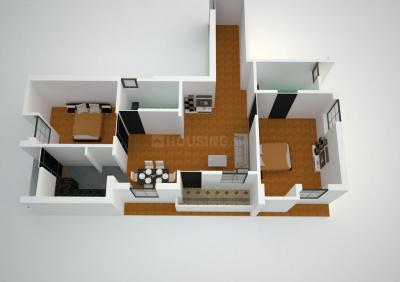 Gallery Cover Image of 792 Sq.ft 2 BHK Apartment for buy in Ambattur Industrial Estate for 3200000