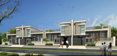 Gallery Cover Image of 1278 Sq.ft 3 BHK Independent House for buy in Shamsabad for 4100000