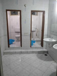 Bathroom Image of As Boys PG in Kachiguda