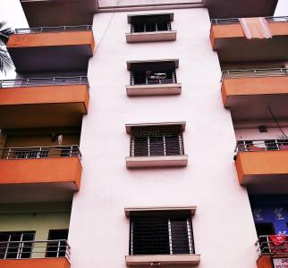 Gallery Cover Image of 820 Sq.ft 2 BHK Apartment for rent in Shibpur for 12000
