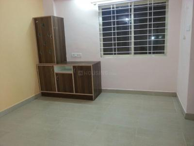 Gallery Cover Image of 750 Sq.ft 1 BHK Apartment for rent in Maruthi Sevanagar for 10000
