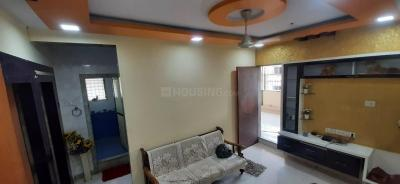 Gallery Cover Image of 1065 Sq.ft 2 BHK Apartment for rent in DishankHousingLimited, Kopar Khairane for 27000