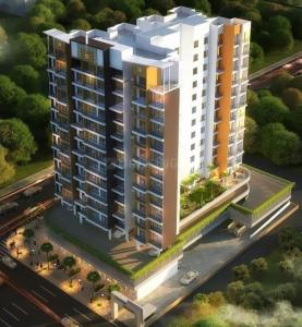Gallery Cover Image of 1120 Sq.ft 2 BHK Apartment for buy in Pillars Regency, Ulwe for 6800000