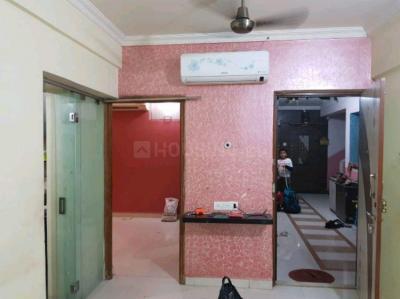 Gallery Cover Image of 800 Sq.ft 2 BHK Apartment for rent in Airoli for 32000