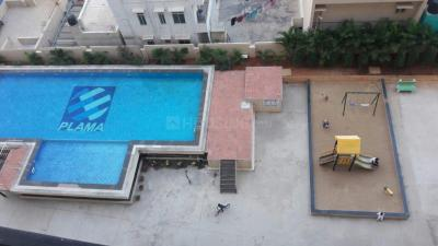 Gallery Cover Image of 1945 Sq.ft 3 BHK Apartment for rent in Plama Heights, HBR Layout for 35000