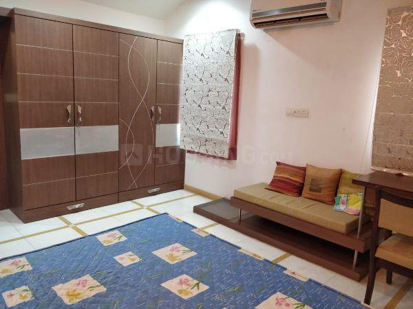 Bedroom Image of 5580 Sq.ft 3 BHK Independent House for rent in Shilaj for 70000