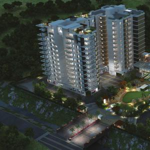 Gallery Cover Image of 1948 Sq.ft 3 BHK Apartment for buy in Advaitha Aksha, Koramangala for 19957932