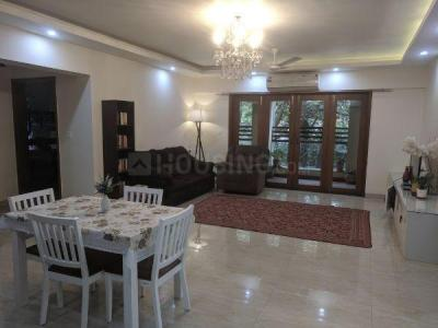Gallery Cover Image of 2100 Sq.ft 3 BHK Apartment for rent in J. P. Nagar for 75000