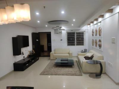 Gallery Cover Image of 2470 Sq.ft 3 BHK Apartment for rent in Gachibowli for 65000