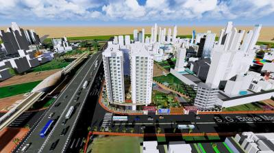 Gallery Cover Image of 760 Sq.ft 1 BHK Apartment for buy in Chembur for 9660000