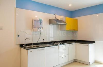 Kitchen Image of Golf Edge Residences,t1-2404 in Nanakram Guda