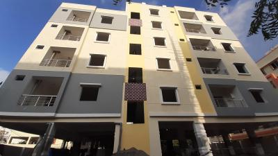 Gallery Cover Image of 1650 Sq.ft 3 BHK Apartment for buy in Pragathi Nagar for 6550000