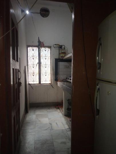 मयूर विहार फेज 1 में पंकज पीजी के किचन की तस्वीर