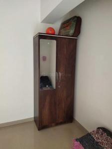 Gallery Cover Image of 650 Sq.ft 1 BHK Apartment for rent in Kasarvadavali, Thane West for 13000