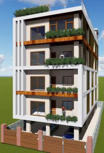 Gallery Cover Image of 1975 Sq.ft 3 BHK Apartment for buy in New Alipore for 15500000