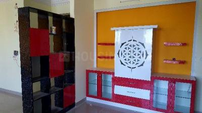Gallery Cover Image of 2050 Sq.ft 3 BHK Apartment for rent in Thanisandra for 40000