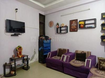 Gallery Cover Image of 1000 Sq.ft 2 BHK Independent Floor for rent in Chhattarpur for 14000