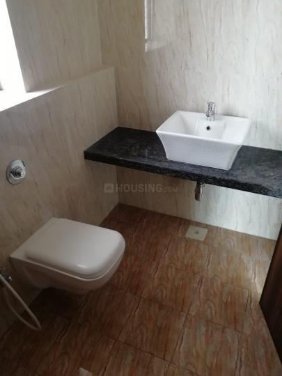 Common Bathroom Image of 1024 Sq.ft 2 BHK Apartment for rent in Panvel for 12000