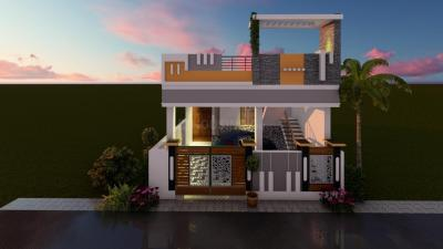 Gallery Cover Image of 850 Sq.ft 2 BHK Independent House for buy in Medavakkam for 7656565