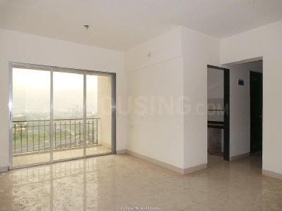 Gallery Cover Image of 645 Sq.ft 1 BHK Apartment for rent in Kopar Khairane for 27000