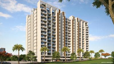Gallery Cover Image of 1058 Sq.ft 2 BHK Apartment for buy in Majestique Towers East, Kharadi for 7000000