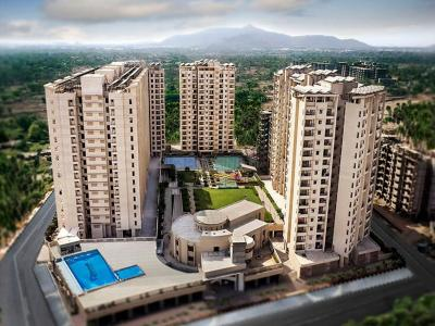 Gallery Cover Image of 497 Sq.ft 1 BHK Apartment for buy in Kalyan West for 3379000
