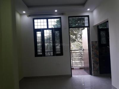 Gallery Cover Image of 550 Sq.ft 1 BHK Independent Floor for rent in Sector 52A for 25000