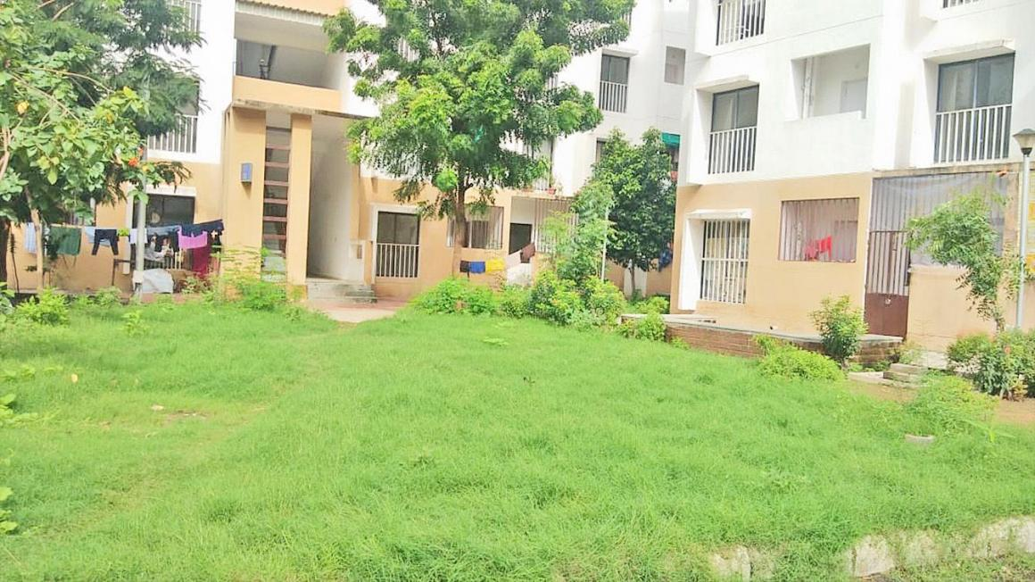 Building Image of 383 Sq.ft 1 BHK Apartment for buy in Vadsar for 1250000