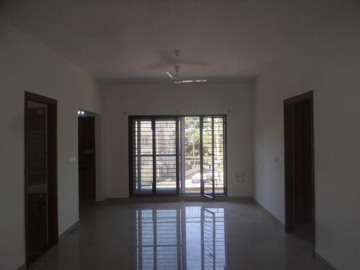 Living Room Image of 1200 Sq.ft 2 BHK Apartment for rent in Sahakara Nagar for 22000