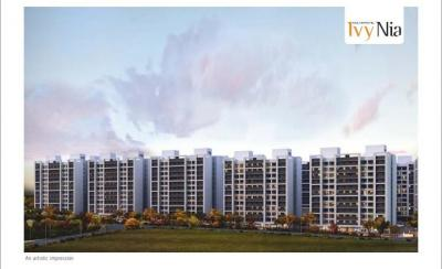 Gallery Cover Image of 950 Sq.ft 2 BHK Apartment for buy in Kolte Patil Ivy Estate Nia, Wagholi for 3500000