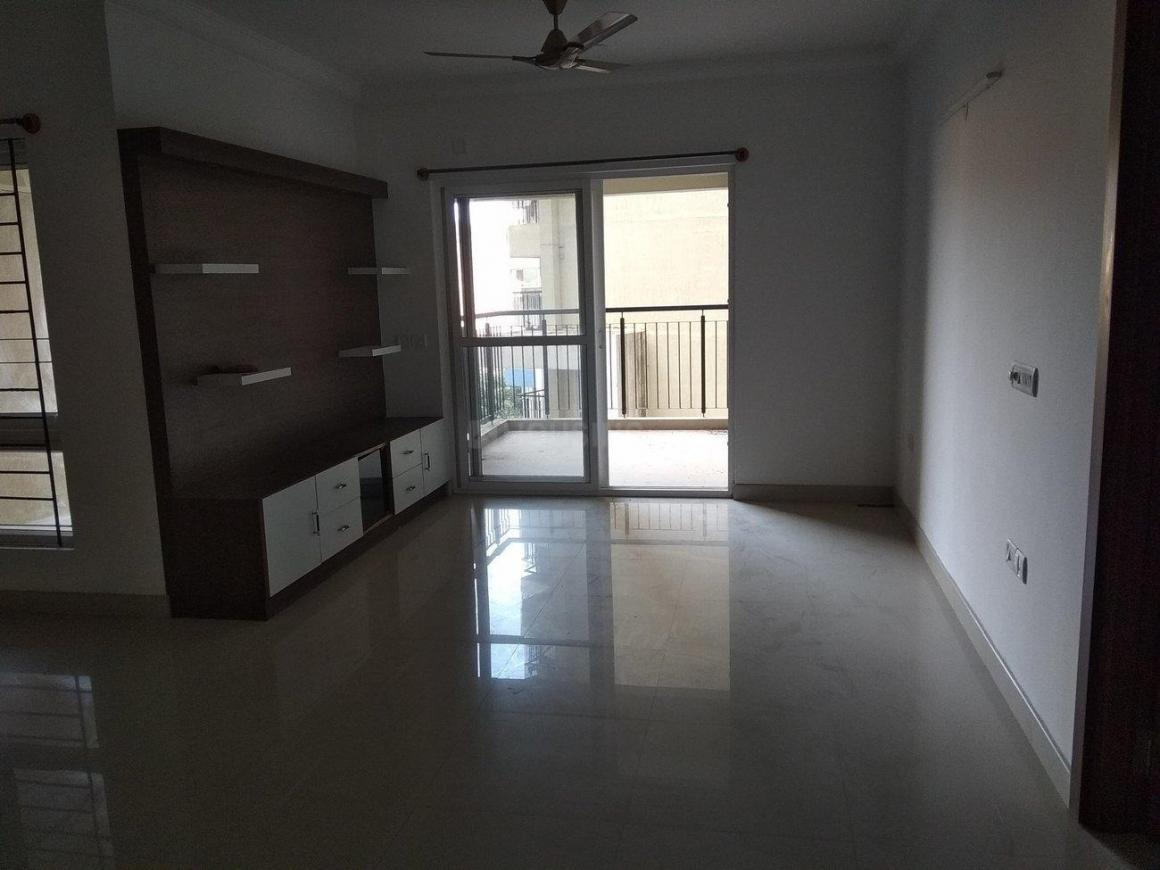 Living Room Image of 1640 Sq.ft 3 BHK Apartment for rent in Bangalore City Municipal Corporation Layout for 19990