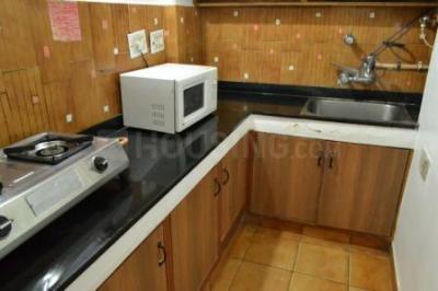 Kitchen Image of Ashish PG For Women in New Thippasandra