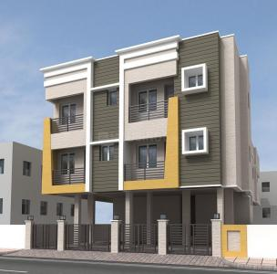 Gallery Cover Image of 1175 Sq.ft 3 BHK Apartment for buy in Thirumullaivoyal for 5470000
