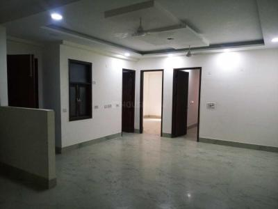 Gallery Cover Image of 1600 Sq.ft 3 BHK Independent Floor for rent in Chhattarpur for 17500