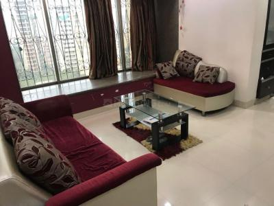 Gallery Cover Image of 700 Sq.ft 1 BHK Apartment for rent in Shree Vallabh Tower, Malad West for 35000