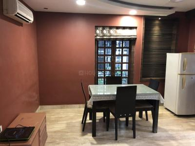 Dining Area Image of Sekhani Niwas in Ballygunge