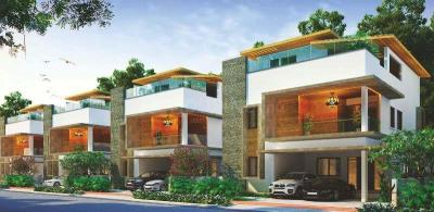 Gallery Cover Image of 5116 Sq.ft 5 BHK Villa for buy in Bandlaguda Jagir for 51100000