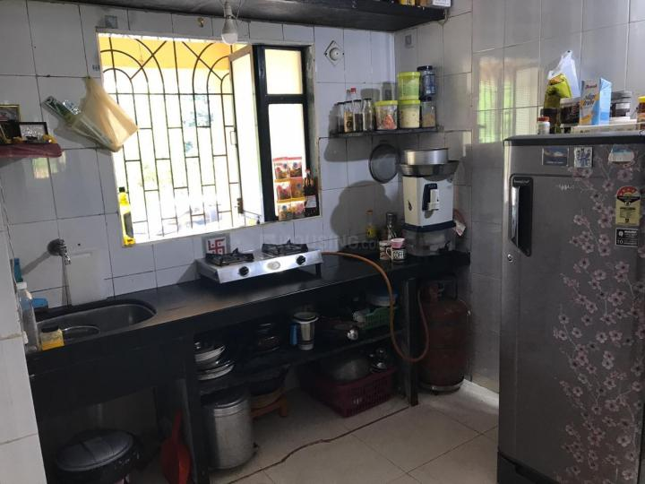 Kitchen Image of 596 Sq.ft 1 BHK Apartment for rent in Greater Khanda for 10000