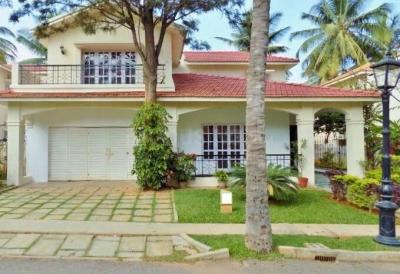 Gallery Cover Image of 4060 Sq.ft 4 BHK Villa for rent in Adarsh Palm Meadows, Whitefield for 200000