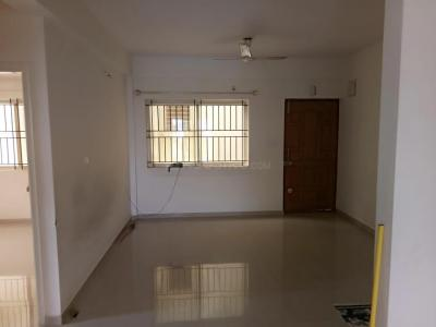 Gallery Cover Image of 700 Sq.ft 1 BHK Apartment for rent in Kumari Tusti, Thanisandra for 15000